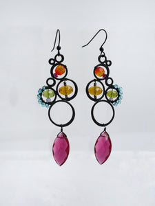 Anna Balkan Drop Earrings