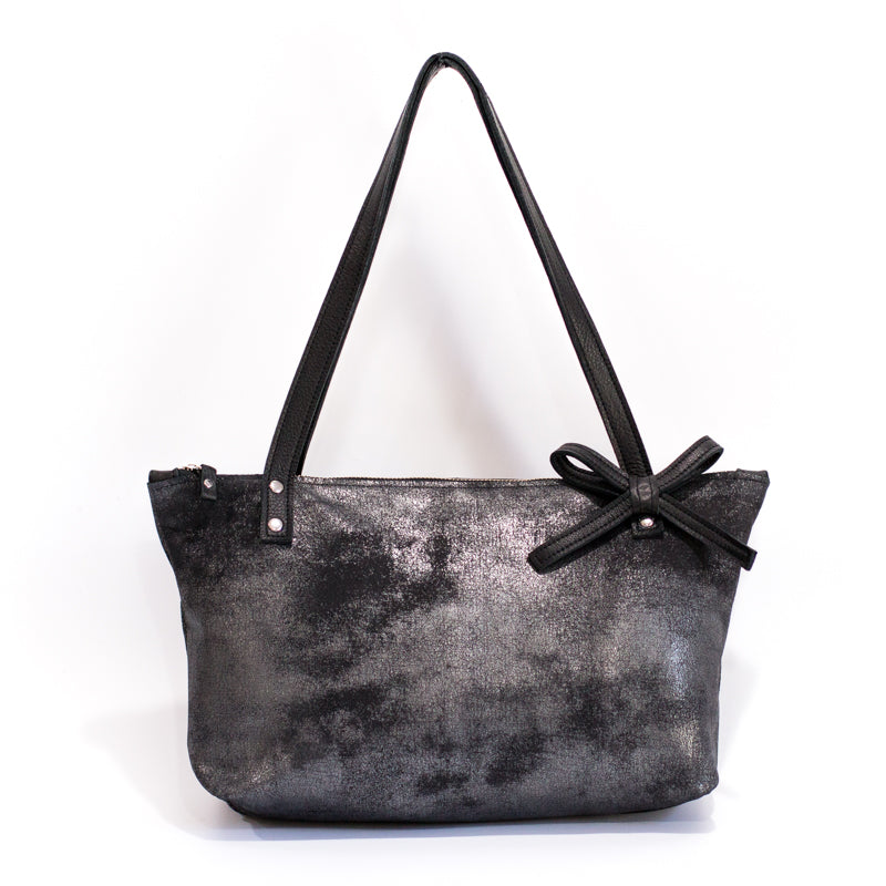 Galaxy Naomi Leather Handbag