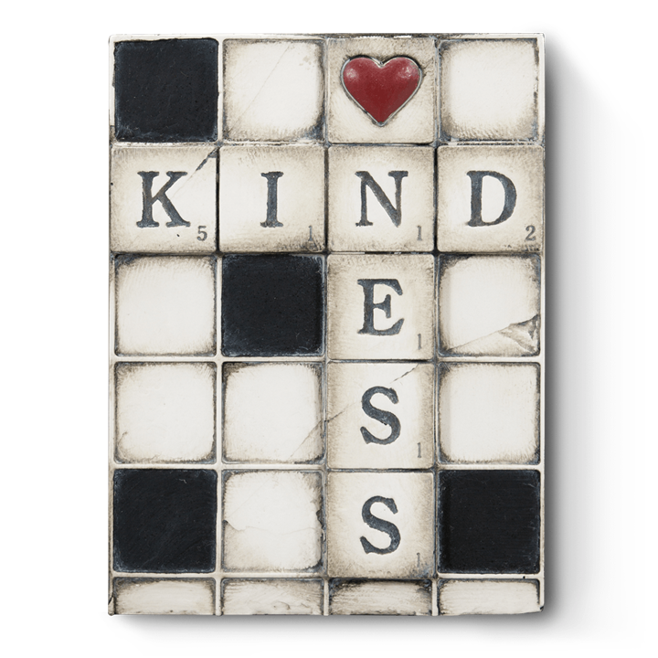 Kindness WP04 Sid Dickens Memory Block