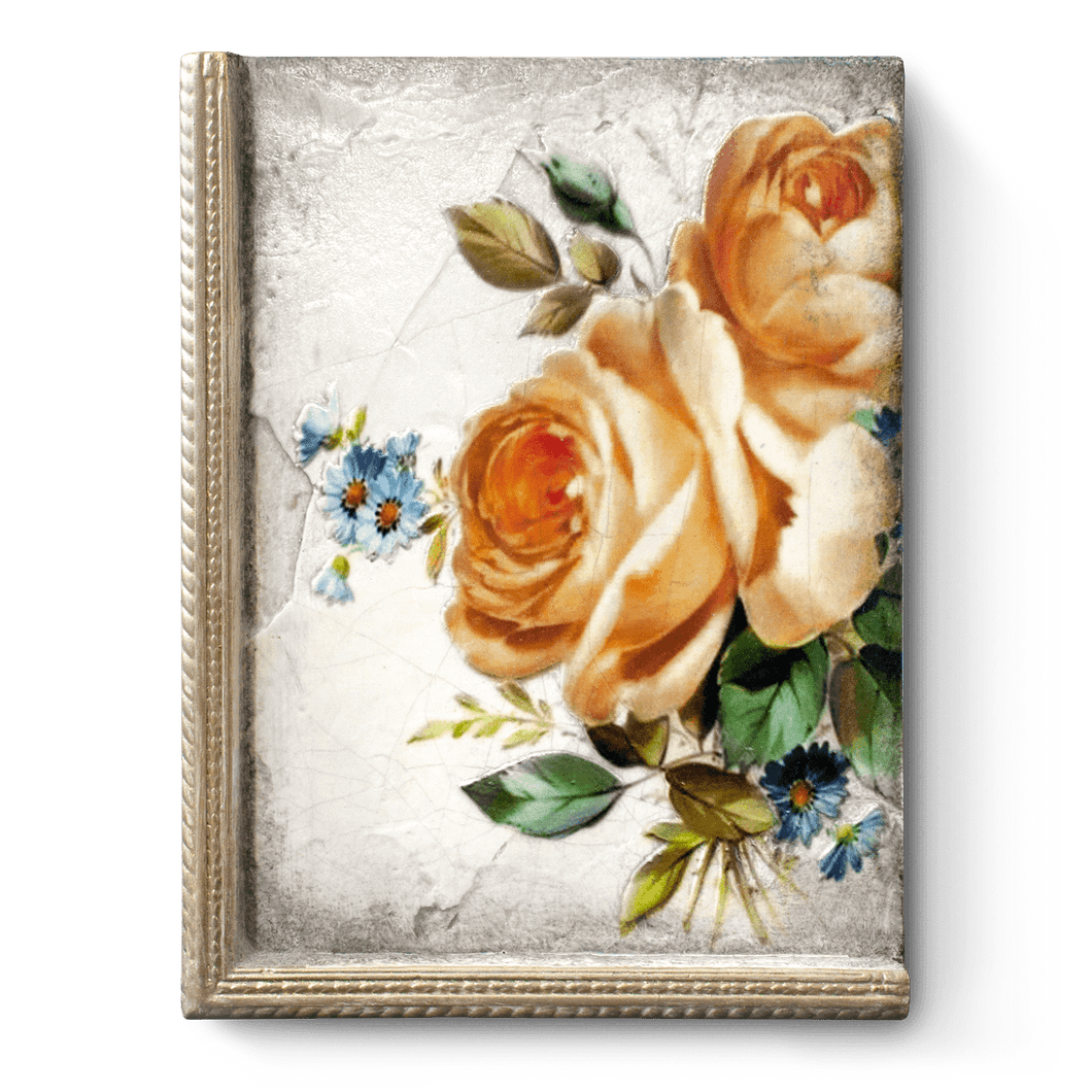 Sunset Rose T521 Sid Dickens Memory Block