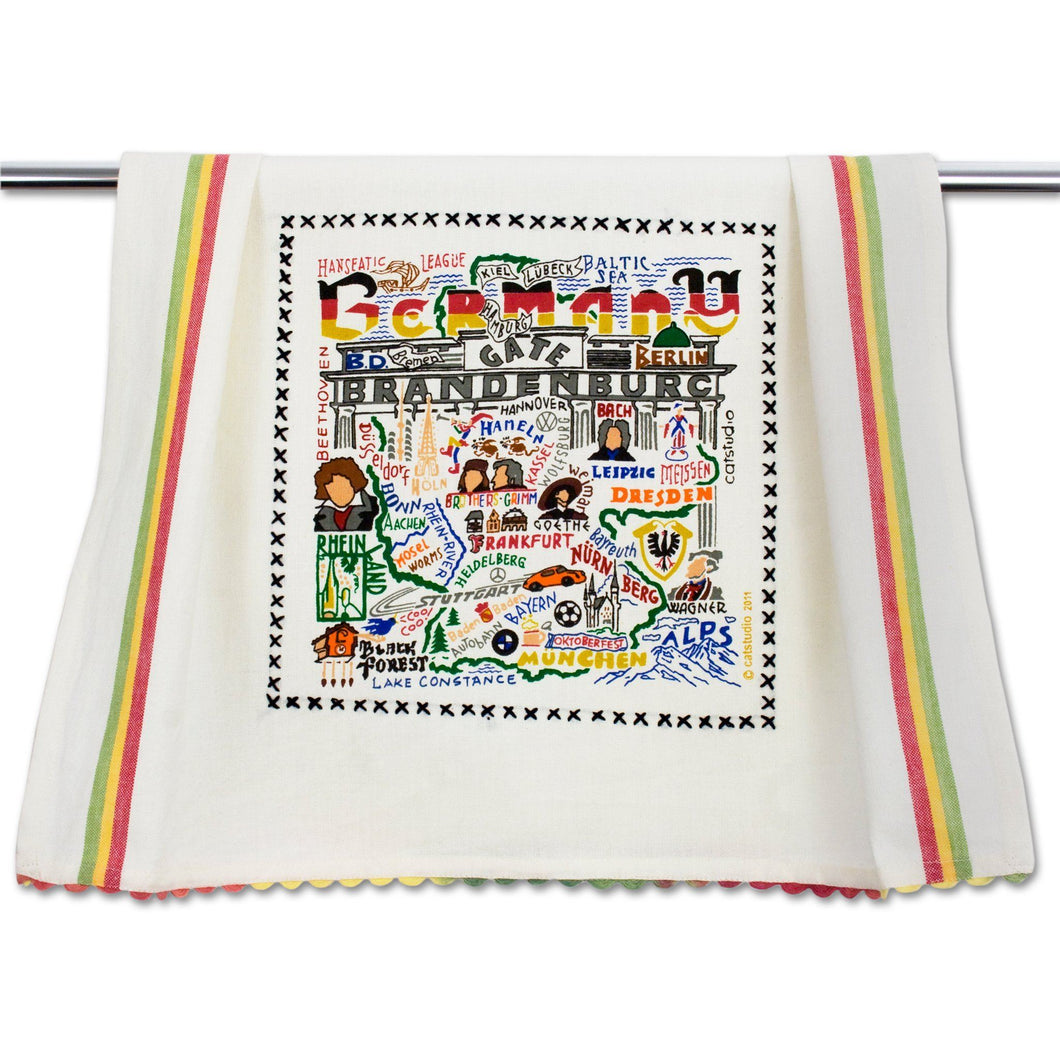 Germany Dish Towel