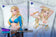 Fullbody pillow case - Princes Zelda (LoZ Breath of the Wild)