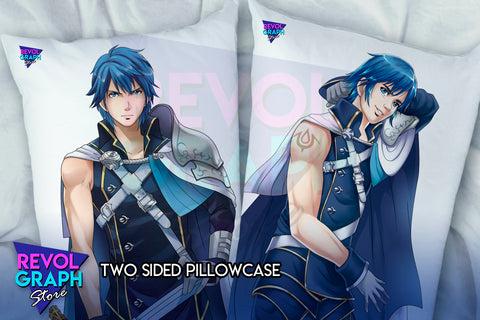 Dakimakura, Fullbody pillow case - Chrom (Fire Emblem Awakening)