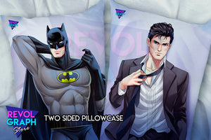 Dakimakura, Fullbody pillow case - Bruce Wayne/Batman (DC)