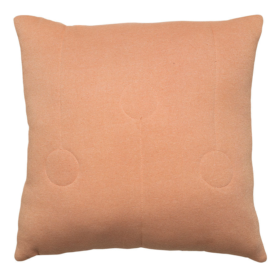 pale rose cushion by bloomingville