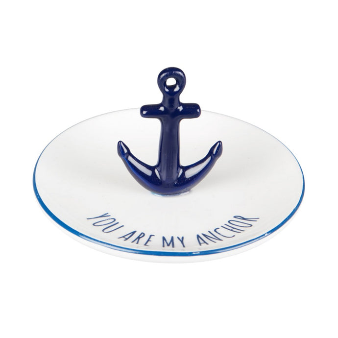 Anchor Trinket Dish
