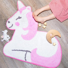 Betty unicorn small rug. sass & belle