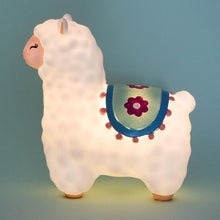 llama night light sass & belle