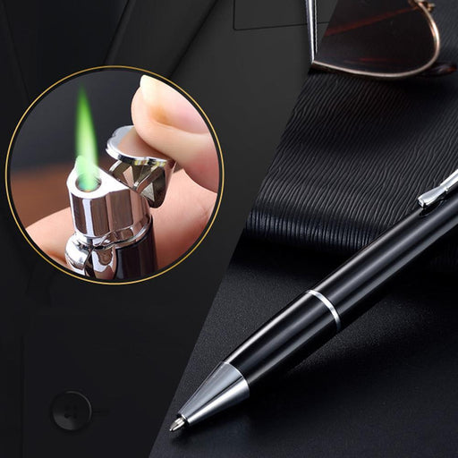 Ball Point Pen Gas Lighters