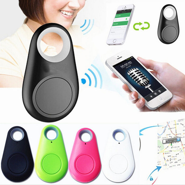 Bluetooth Remote GPS Tracker