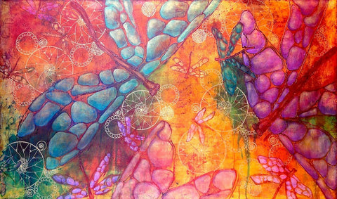 Dragonfly Dreams - SOLD