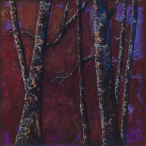 Forest Light 1 - Limited Edition Giclée