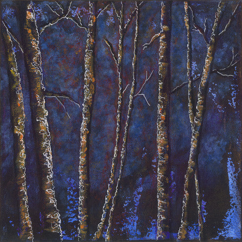 Forest Light 2 - Limited Edition Giclée