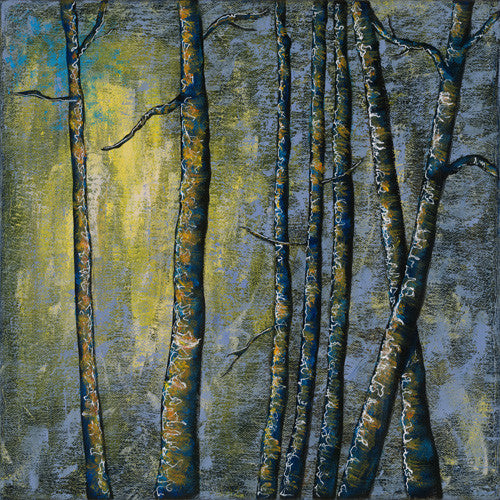 Forest Light 3 - Limited Edition Giclée