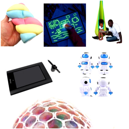 Other Toys and Gadgets