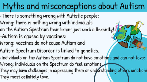 Myths and misconceptions about autism