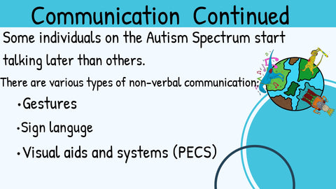 Communication and autism2