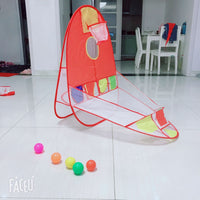 Original Pop Up Basketball - Ball Scoring Toy Tent
