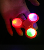 Fidget Spinner / Led Lights ( Batteries included)