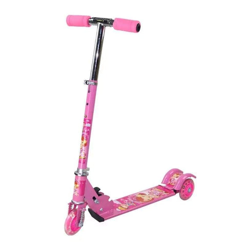 Kids Pink Scooter