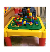 Multi-functional building blocks and learning table