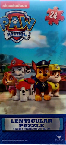 Tower puzzle PawPatrol