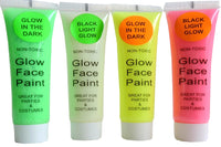Non-toxic glow in the dark paint