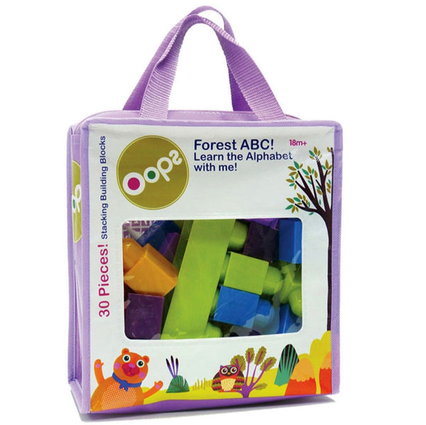 ABC Stacking building blocks