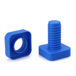 Screw and nut assembly combination building blocks