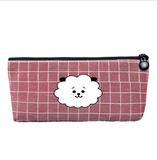 Boys and girls pencil cases