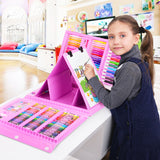 Children's painting toy sets