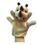 Hand puppets assorted