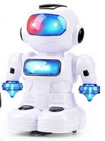 Early education model toys for toy children's toy intelligent robot remote control T3 universal electric toy story machine