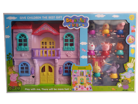 Peppa Pig House Set