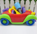 Children's educational toys disassembled classic car