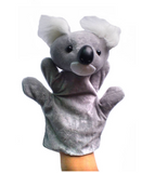 Hand puppet 28 plush toy big hand puppet preschool teaching aid