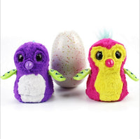 Interactive hatchery egg hatchanimals egg electronic pet magic interactive biological play
