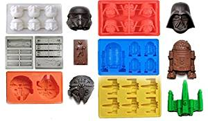Star Wars Silicone Ice Cube