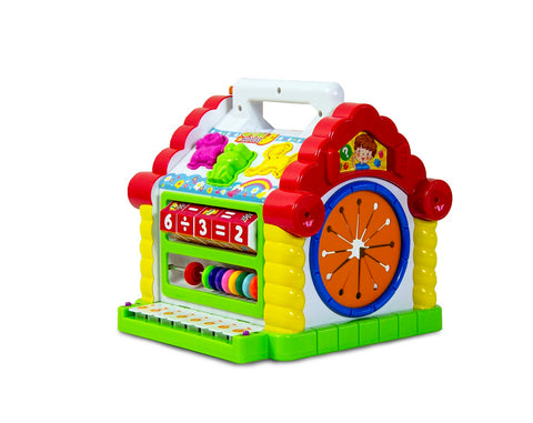 Nuovo Activity House Shape Sorter