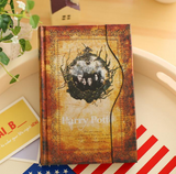 Harry Potter notebook