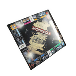 Monopoly board game card toy