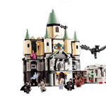 16029 Harry Potter Hogwart's Castle 1033Pcs Building Block Set Compatible with 5378 Kids Toy Model with Manual
