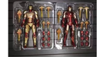 SHF Iron Man 3 ironman joint movable MK42 mk43 hand model dolls ornaments boxed
