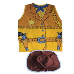 Dress up costume- cowboy