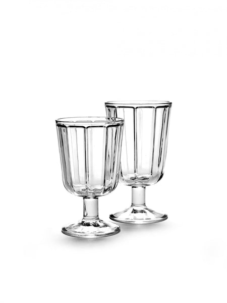 Set of Four Wine Glasses by Sergio Herman