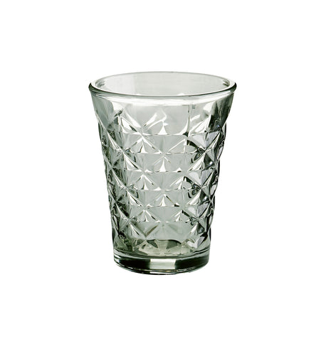 Pressed Glass Tea Light