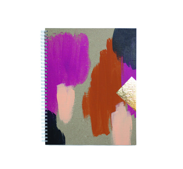 Hand-Painted Sketchbook