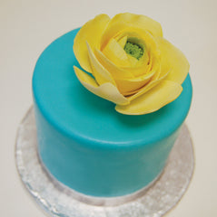 The Ranunculus Cake