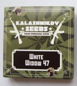 WHITE WIDOW 47 (KALASHNIKOV SEEDS) FEMINIZED