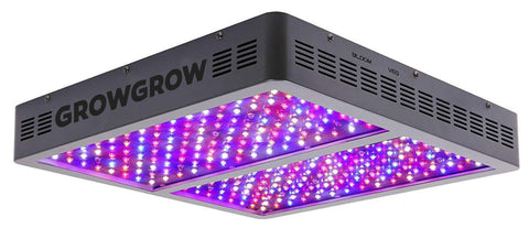 GROWGROW VEG/BLOOM 1200W